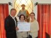 Spendenübergabe Gemeinde Schwindegg
